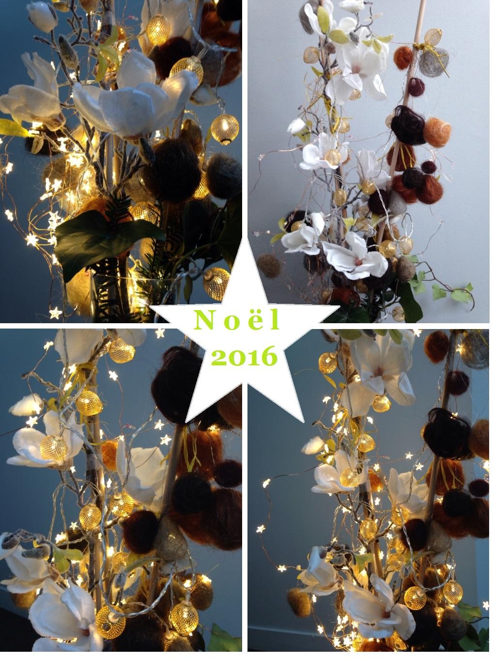 cuisine et keratine : decoration de noël – monique madic